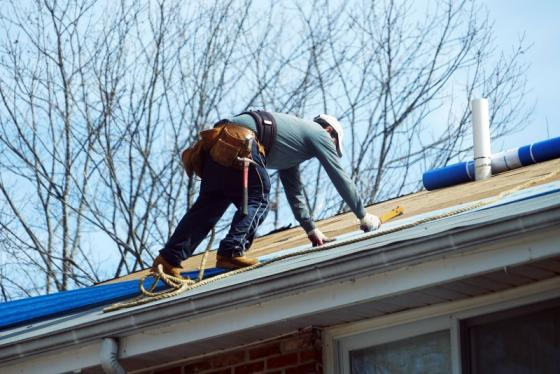 Roof Damage in Harrisburg, PA