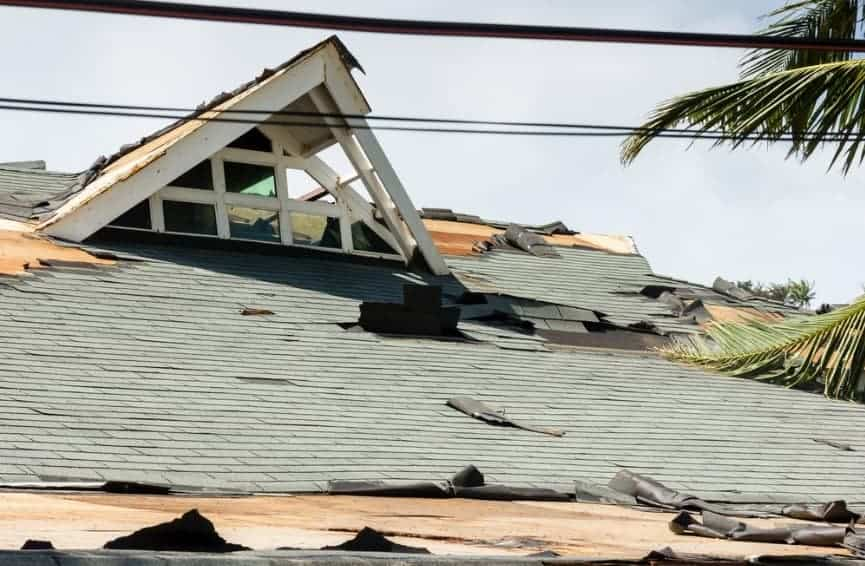 Roof Wind Damage: How It Happens & How to Deal with It